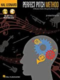 Hal leonard perfect pitch method livre sur la musique +cd: A Musician's Guide to Recognizing Pitches by Ear (Book/3cd with Online Audio