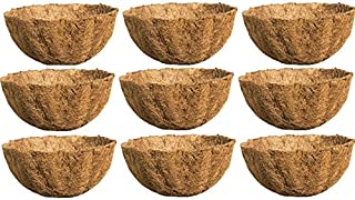 Border Concepts 72504 Hanging Basket Replacement Coco / Coconut Liner, 14