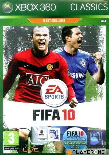 FIFA 2010 XBOX 360 CLASSIC