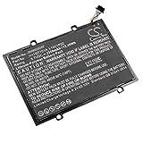 vhbw Li-PolymerAkku 3350mAh (3.7V) für Tablet Pad wie Lenovo 121500028, H11GT101A, L10C1P22
