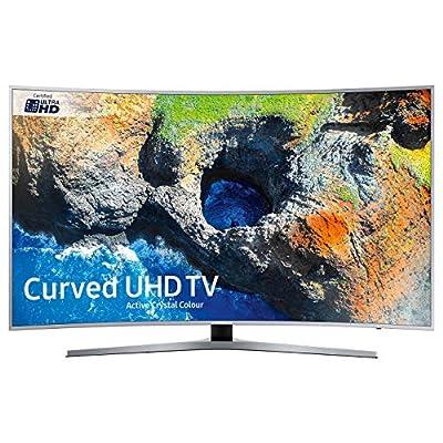 Samsung UE49MU6500 49-Inch Curve TV - Silver