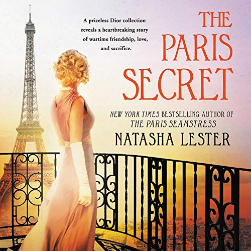 Page de couverture de The Paris Secret