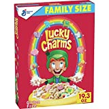 GENERAL MILLS LUCKY CHARMS 19.3OZ 547g