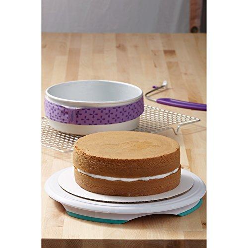 Wilton Performance Aluminum Pan 9-Inch Round Cake Pans, Set of 2