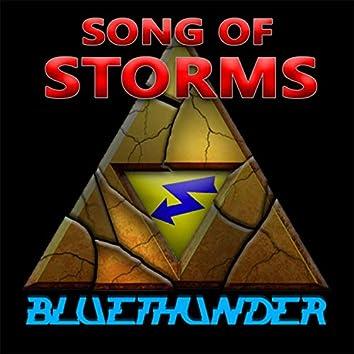 Zelda Song of Storms