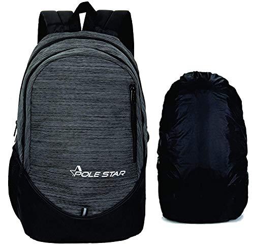 POLESTAR Ranker Grey Casual Bagpack/Travel Laptop Backpack...