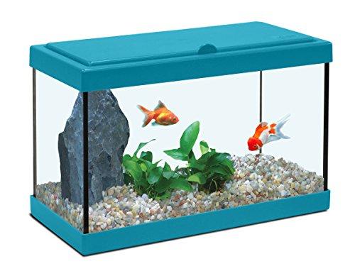 Aquarium 12,5L Nanolife Kidz 35 Bleu Lagon