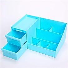 LYQQQQ Cosmetische Opbergdoos Eenvoudige Lade Type Cosmetische Opbergdoos Sieraden Opslag Afwerking Desktop Opbergdoos 28,...