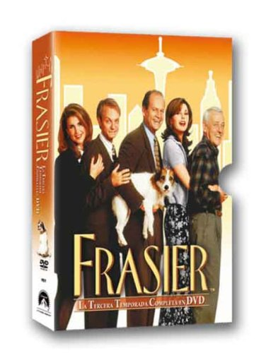 Frasier (3ª temporada) [DVD]