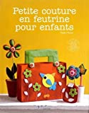 Petite couture en feutrine pour enfants