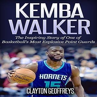 Kemba Walker audiobook cover art