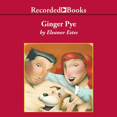 Ginger Pye audiobook cover art