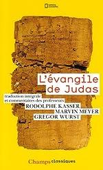 L'évangile de Judas - Du codex Tchacos de Rodolphe Kasser