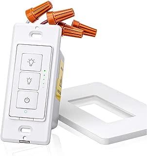 meross スマート ガレージドアオープナーと調光スイッチ 1