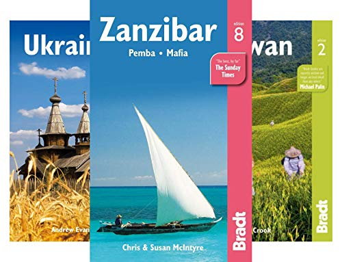 Bradt Travel Guides (33 Book Series)