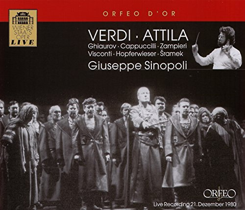 Attila-Dramma Lirico (Ga)