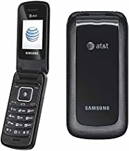 Samsung A157 Unlocked GSM Cell Phone with Internet Browser, 3G Capabilities, SMS & MMS and Speakerphone - Black