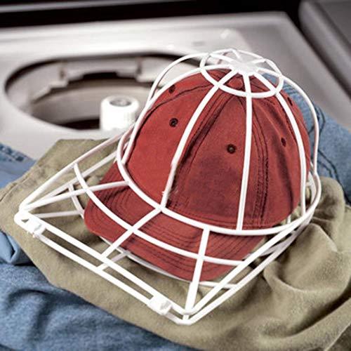 Fliyeong Cap Washer Baseball-Mützen-Reiniger Reinigungsschutz Ball Cap Waschrahmen Käfig Stilvoll