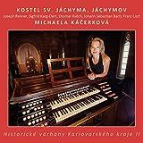 Die Orgel der Kirche St.Joachim in Jachymov