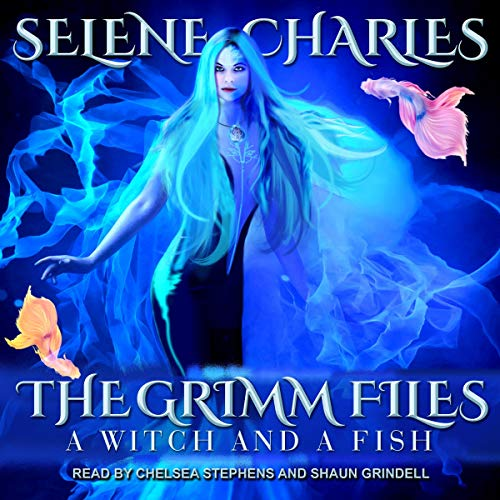 A Witch and a Fish audiobook cover art
