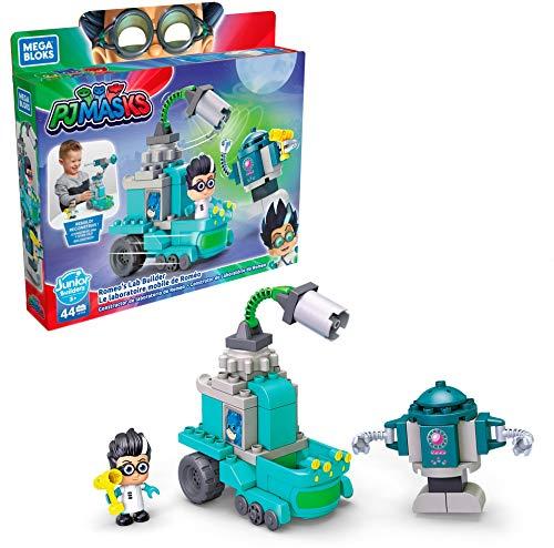 Pj Masks Romeo E Robô, Mega Bloks, Mattel, Multicolorido Mattel Multicolorido