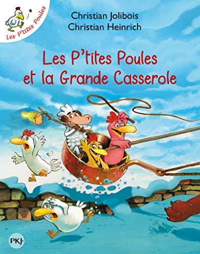 Les P'tites Poules - Les p'tites poules et la Grande Casserole - T12 (12)