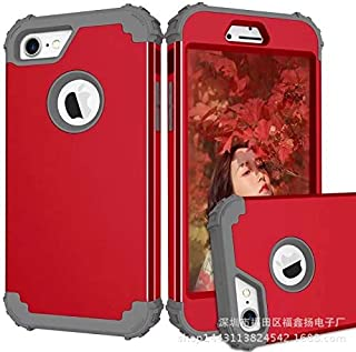 Joyeworld iPhone X Case Shock Absorbing Hybrid Defender Rugged Cover Skin Shell Hard Plastic Outer & Rubber Silicone Inner...