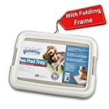 Best Dog Potty Pad Holders - PAWISE Pet Training Pad Holder Puppy Training Pads Review