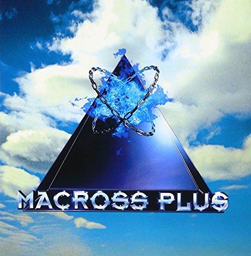 MACROSS PLUS ORIGINAL SOUNDTRACKの拡大画像