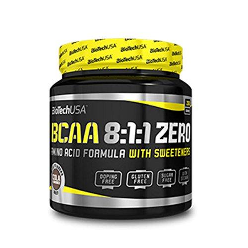 Biotech USA BCAA 8:1:1 Zero Cola - 250 gr