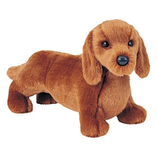 Douglas Gretel Red Dachshund Dog Plush Stuffed Animal