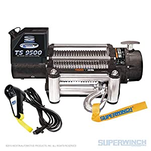 Superwinch Tiger Shark Series Winch