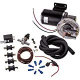maXpeedingrods Electric Vacuum Pump Kit Set for...