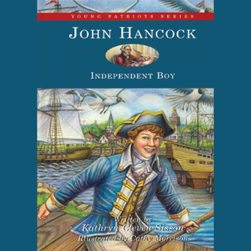 John Hancock cover art