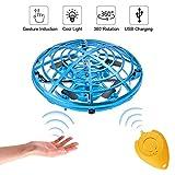 GOLDGE Mini UFO Drone per Bambini e Adulti, Ricaricabile Mini Drone Mini...