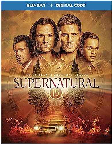 スーパーナチュラル / SUPERNATURAL シーズン15 (ファイナル・シーズン) [Blu-ray 日本語有り](輸入版)