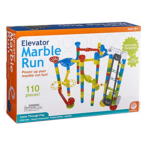 MindWare Marble Run (Motorized Elevator)