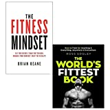 Fitness Mindset, World's Fittest Book 2 Books Collection Set