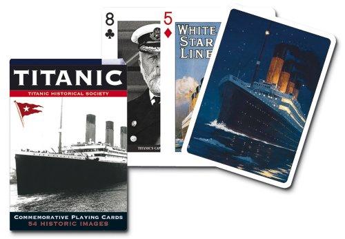 Piatnik 1423 Spielkarten - Titanic