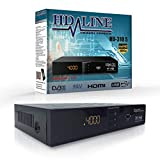 HD-LINE HDMI Receiver Satellit HD Digitaler Satelliten...