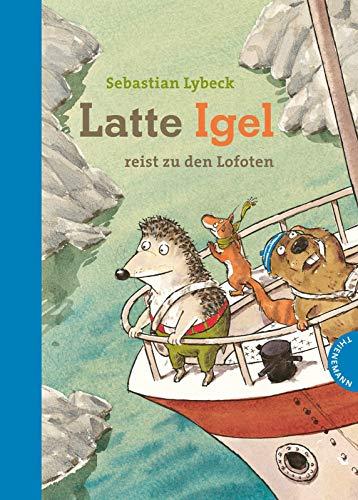 Latte Igel reist zu den Lofoten (2)