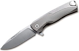 LionSteel - Cuchillo de titanio para adultos, multicolor, 19,8 cm