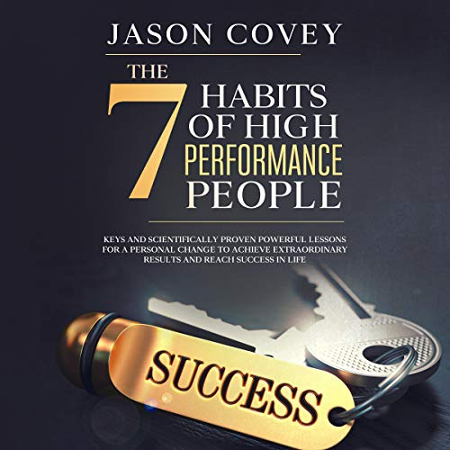 The 7 Habits of High-Performance People cover art