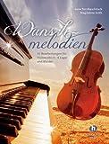 Partituras de melodías para violonchelo y piano de Anne Terzibaschitsch - 40 transcripciones de melodías conocidas desde 'Para Elisa' hasta 'Yesterday'