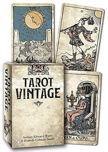 Tarot vintage. Ediz. multilingue