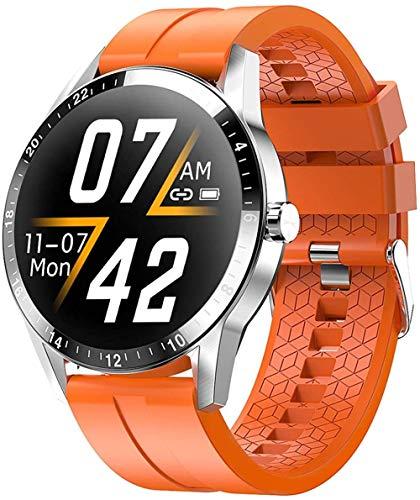 Reloj Inteligente Cámara Pantalla Táctil Salud Fitness Tracker Seguimiento del Sueño Contador de Calorías Monitor de Oxígeno en Sangre