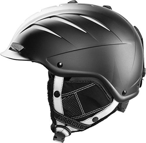ATOMIC Helm Nomad LF Skihelm, Black, S, AN5005128S