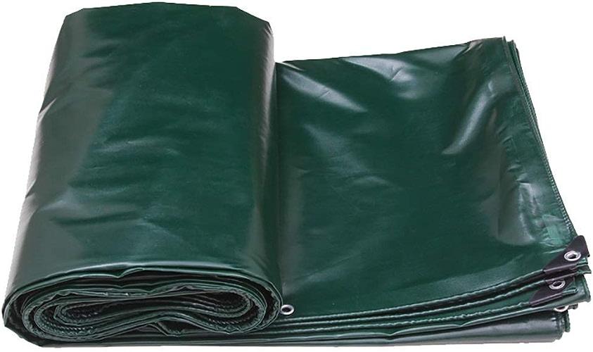 MONFS Home bache imperméable imperméable à l'eau de bache imperméable de Couverture de bache imperméable extérieure (Couleur   A, Taille   6×4m)
