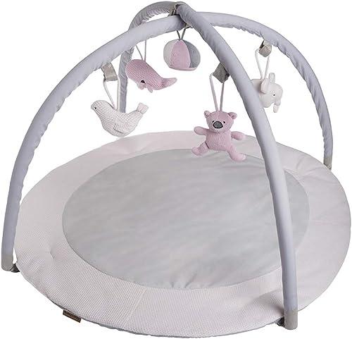 Baby's Only 850251 Baby Activity-Krabbeldecke Spielbogen klassisch Rosa