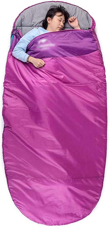 XBCRSD XBCRSD XBCRSD Schlafsack, für Erwachsene und Damen, für draußen, Camping, Innen, Mittagspause kalt, warm, großer Dicker Schlafsack, geeignet für Temperaturen von 5 °C bis 10 °C B07NSHX5L5  Leidenschaftliches Leben 19906d